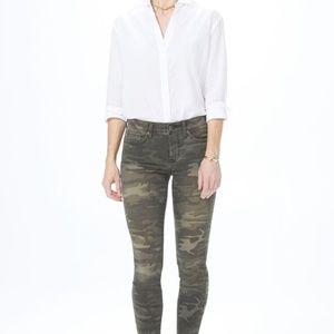 NWT - NYDJ Ami Skinny Ankle Camo jeans 4